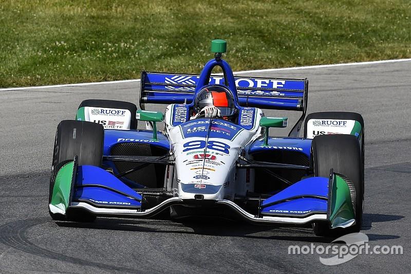 Marco Andretti, Andretti-Herta'da yarışmaya devam edecek