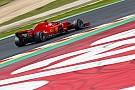 Tes Barcelona II: Catatan waktu Vettel tak tergoyahkan