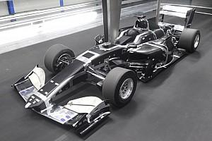 Super Formula Breaking news New Super Formula car completes wind tunnel tests