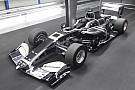 New Super Formula car completes wind tunnel tests