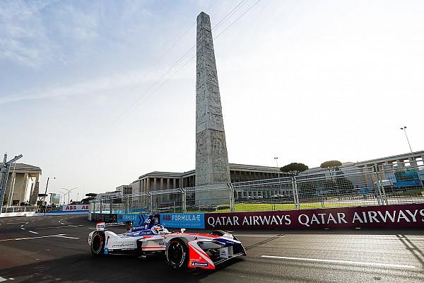Roma ePrix: Rosenqvist rahat şekilde pole'de!