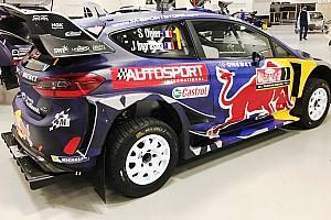 WRC Noticias de última hora Ogier y Tanak, con una decoración de Autosport para el Rally de Gales