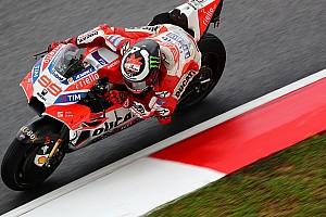 """MotoGP Noticias de última hora Lorenzo: """"Me encuentro mejor que nunca con esta moto en esta pista"""""""