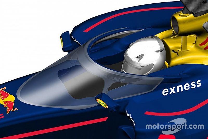 ディ・グラッシ「F1はフルキャノピーを恐れすぎている」