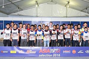 ATC Breaking news 5 Pembalap Indonesia lolos seleksi Asia Talent Cup 2017