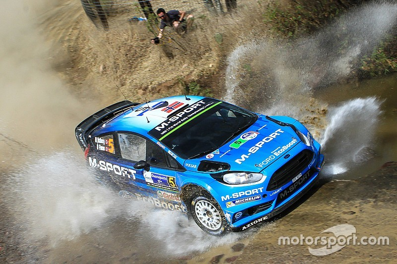 M-Sport hungry for more in Mexico
