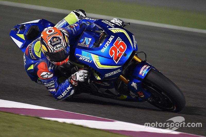 "Vinales: ""The first five or six races will decide my Suzuki future"""