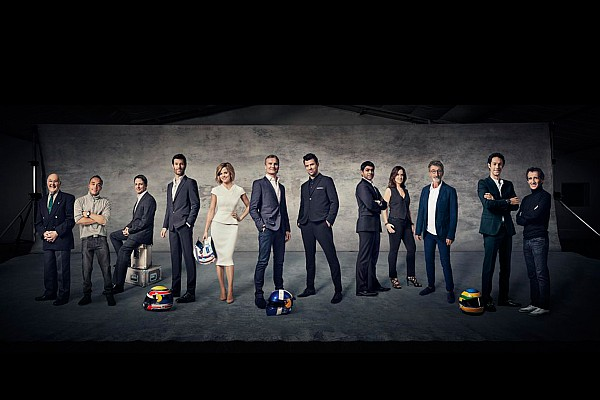Уэббер, Прост и Дзанарди усилят съемочную группу Channel 4