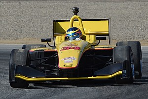 Indy Lights Breaking news Hamilton Jr. to race Indy Lights' Freedom 100 for Pelfrey