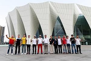 中国房车锦标赛CTCC 新闻发布会 WTCC六度登陆上海,携手CTCC打造最接地气赛事