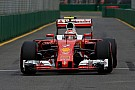 Raikkonen's Australian GP engine cleared for Bahrain