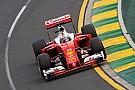Australian GP – Both Ferraris on the second row