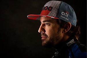 Toyota heeft plan klaarliggen voor Dakar-deelname Alonso