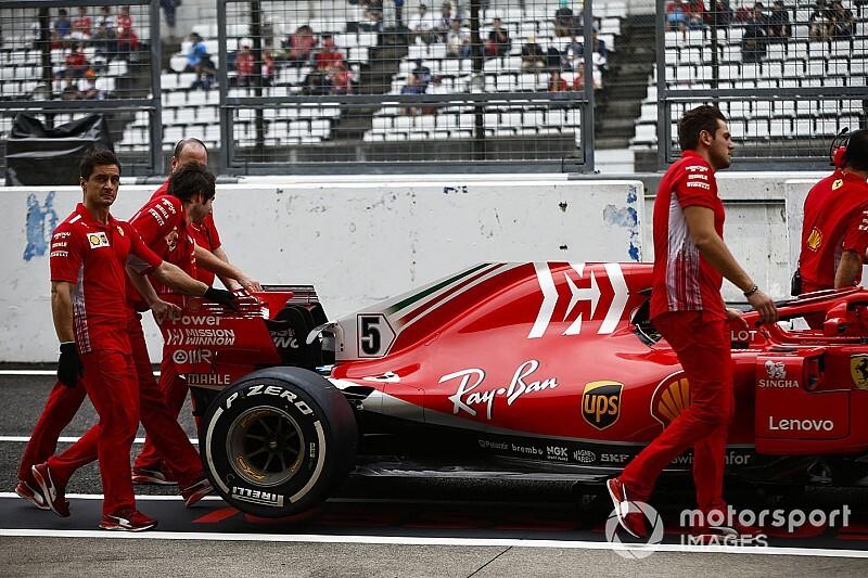 FIA: Ferrari'nin form düşüşü bataryaya takılan ikinci sensörden kaynaklanmıyor