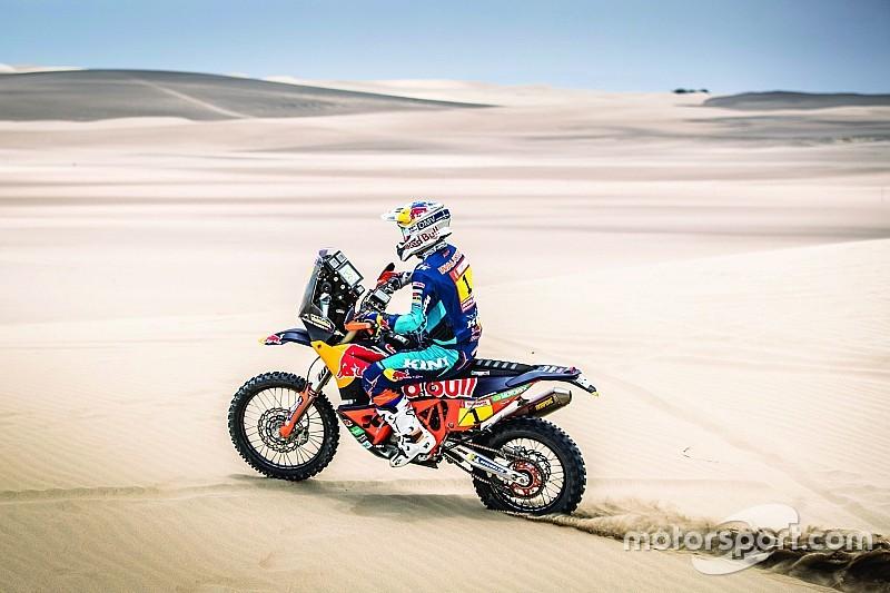Dakar 2019, 2. Etap: Walkner, Braberc'i az farkla geride bıraktı
