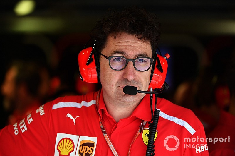 How Binotto will change Ferrari for the better