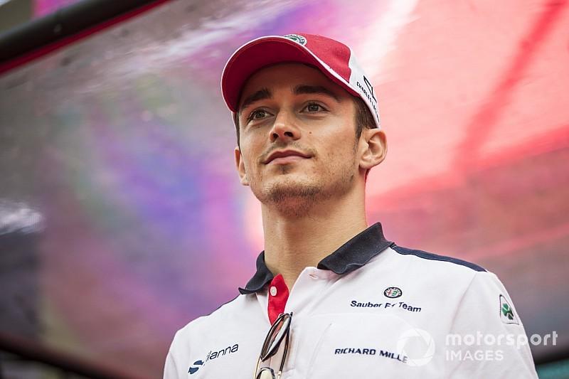 Elkann'ın kardeşi Lapo, Ferrari koltuğu için Leclerc'i tebrik etti!