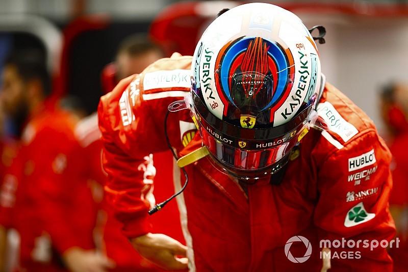 Räikkönen múlt héten a Saubernél járt