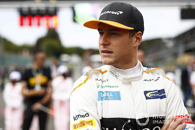Vandoorne kijkt uit naar Monza, maar ziet Norris FP1 rijden