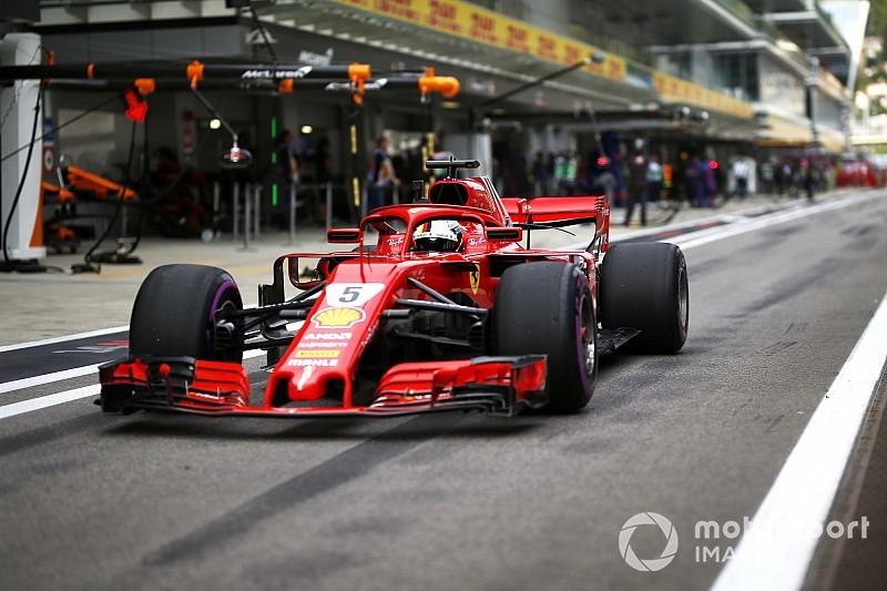 Bottas não crê que déficit da Ferrari em Sochi seja