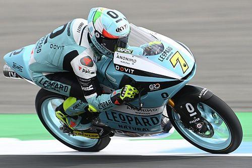 Moto3 Assen: Foggia kazandı, Fenati cezaya rağmen podyuma çıktı
