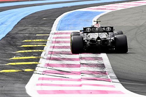 Why the FIA rejected calls to ditch Paul Ricard sausage kerbs