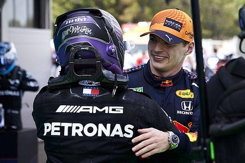 Ricciardo: Hamilton snoert critici mond met zwaarbevochten zeges