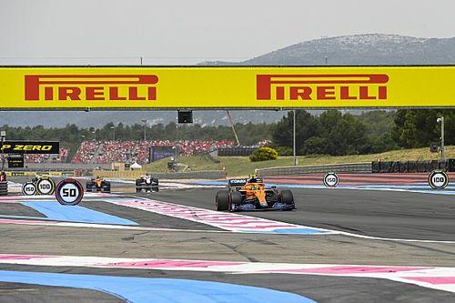 Uitslag: Kwalificatie voor F1 Grand Prix van Frankrijk