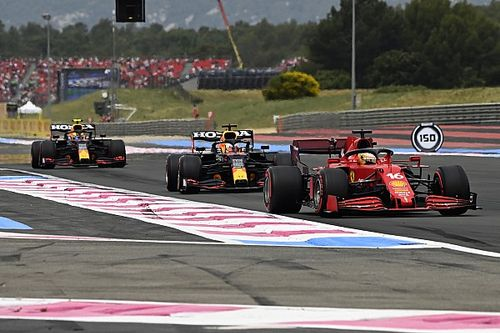 Leclerc explica el desastre de la clasificación en Francia
