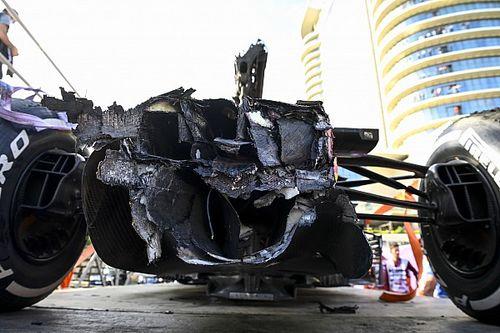 Red Bull: danni limitati sulla RB16B di Verstappen!