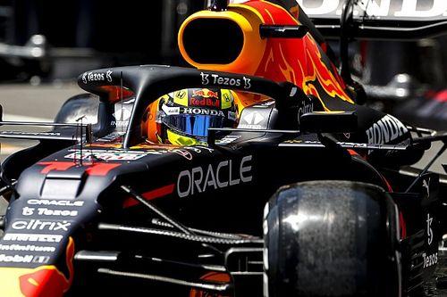Red Bull na overwinning Perez niet bezig met nieuw contract