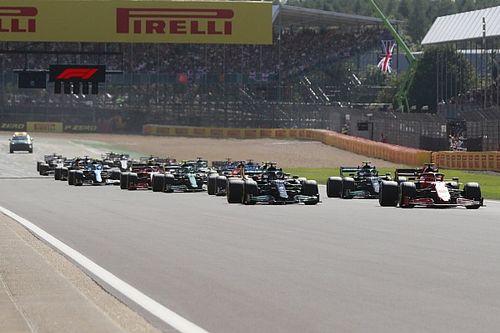 Grand Prix race results: Hamilton wins F1 British GP