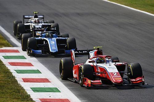 Piastri győzött az F2-es olasz főfutamon, Ticktum nagyot ment és a dobogón végzett!