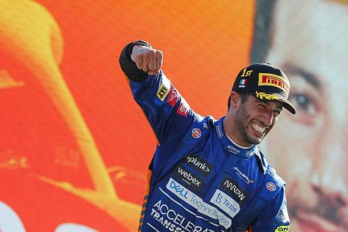 Why summer refresher was all Ricciardo needed to turn F1 season around
