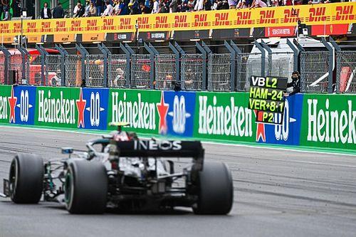 Mercedes explica por qué ignoró el pedido de Bottas