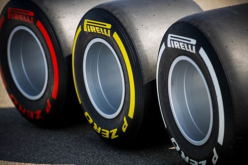 Pirelli reveals tyre compound choices for F1 2021