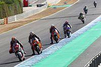 Pramusim Moto2 Berlanjut dengan Tes di Jerez