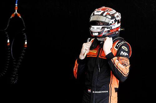 Verschoor, Bahreyn F2 testlerinde MP Motorsport'un boş koltuğuna oturacak