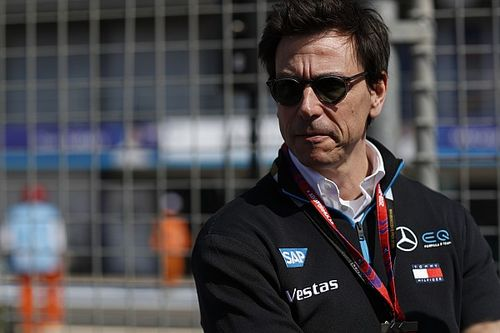 """Wolff """"growing as a human being"""" during F1 break"""