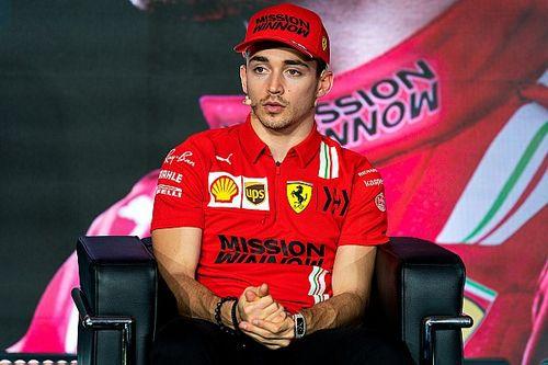 A Leclerc le encantaría disputar Le Mans con Ferrari
