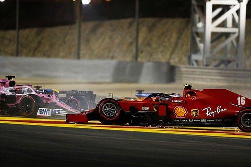 2020 F1 Sakhir Grand Prix race results