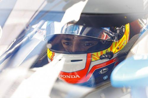 Młodzież na czele IndyCar