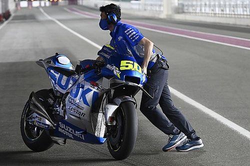 Yamaha e Suzuki resteranno cinque settimane in Qatar