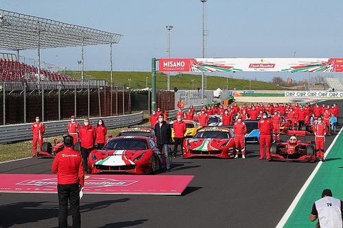 Finali Ferrari 2020: tutto lo spettacolo di Misano