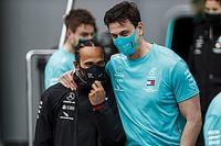 Wolff ne craint pas que Hamilton quitte la F1