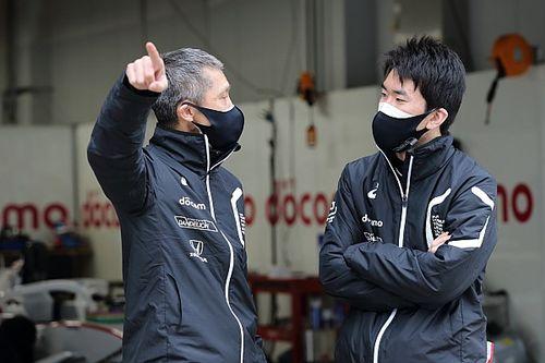 """笹原右京、現在は""""ホンダ陣営リザーブドライバー""""としてSFに帯同中「現場で色んなことを吸収したい」"""