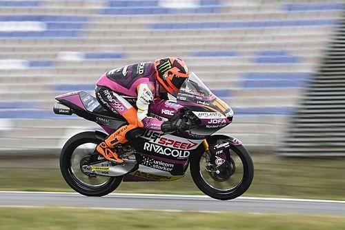Hasil Kualifikasi Moto3 Portugal: Migno Pole, Andi Gilang P19