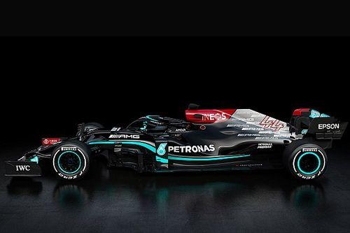 F1: Mercedes fez mudanças no motor após problemas na 'pré-temporada'