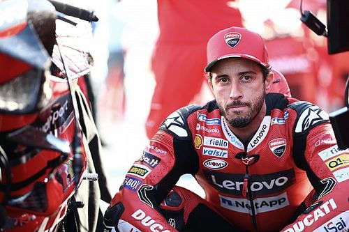 """Angry"" Dovizioso opens up over his Ducati MotoGP exit"