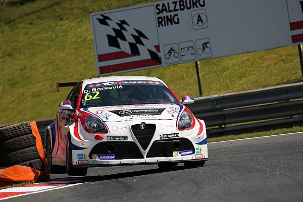 Alfa Romeo regina in Gara 1 grazie a Dušan Borković